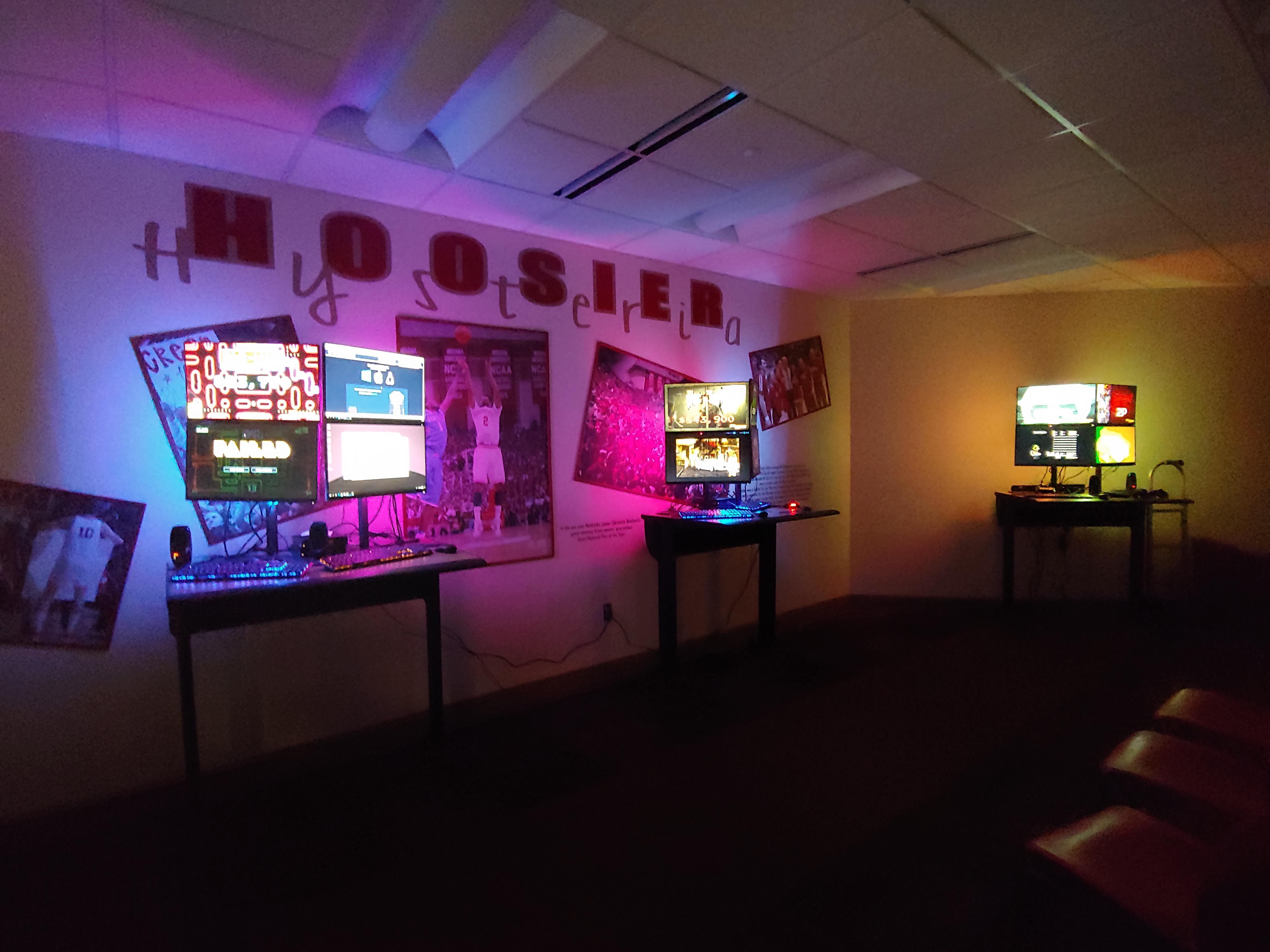 All arcade